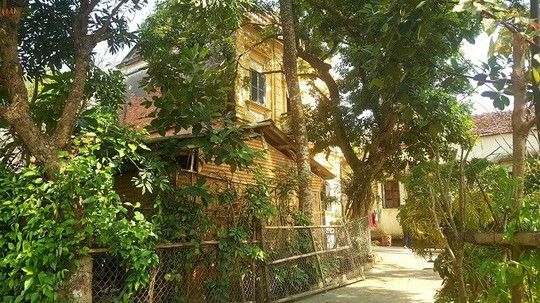 Bí ẩn những căn hầm trong ngôi biệt thự ở Hà Nam - Ảnh 1.