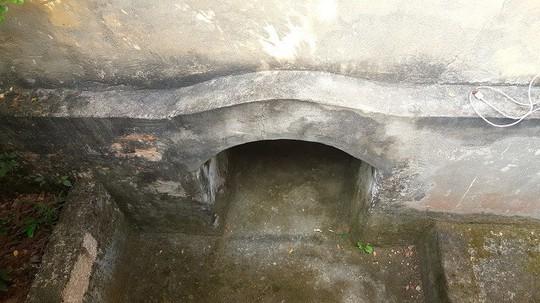 Bí ẩn những căn hầm trong ngôi biệt thự ở Hà Nam - Ảnh 2.