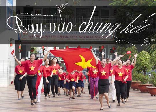 Cổ vũ U23 Việt Nam: Cuồng nhiệt nhưng đừng qu