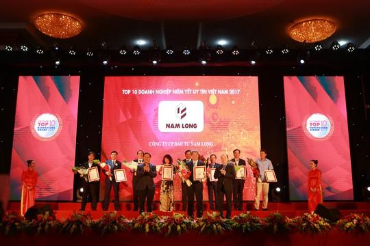 Bất động sản Nam Long lợi nhuận gấp đôi năm ngoái - Ảnh 1.