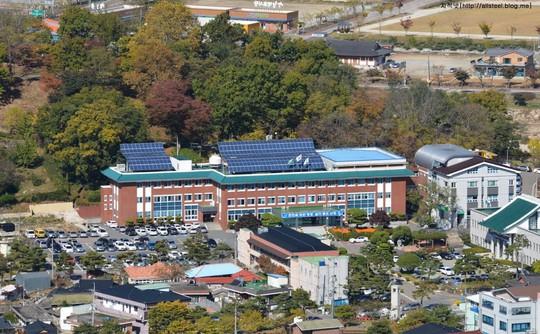 Vẻ đẹp của quê hương HLV Park Hang Seo - Ảnh 1.