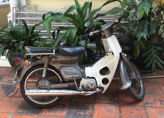 5 chiếc xe 'huyền thoại' đã đi vào lòng biết bao thế hệ thanh niên Việt - Ảnh 4.