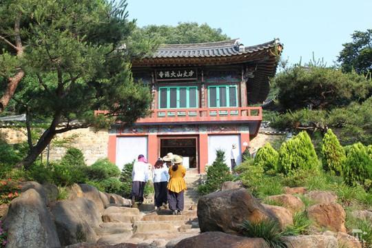 Vẻ đẹp của quê hương HLV Park Hang Seo - Ảnh 5.