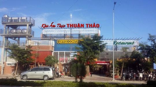Ninh Thuận có khu văn hóa ẩm thực đầu tiên - Ảnh 1.