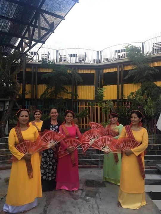 Ninh Thuận có khu văn hóa ẩm thực đầu tiên - Ảnh 3.