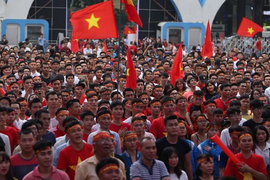 Cho toàn bộ công nhân nghỉ làm để cổ vũ U23 Việt Nam - Ảnh 1.