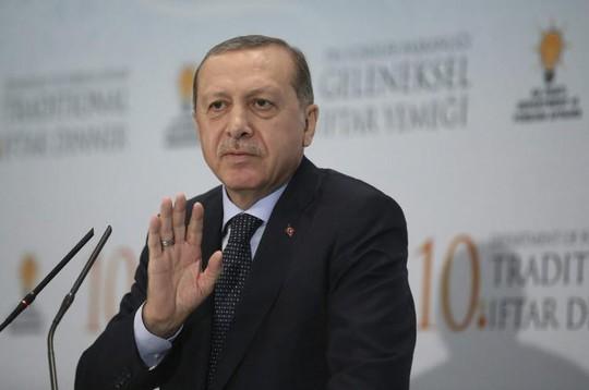 Thổ Nhĩ Kỳ ra điều kiện với Mỹ - Ảnh 2.