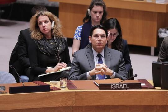 Israel: Iran biến Syria th
