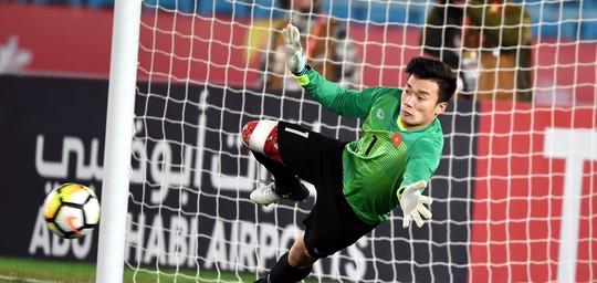 Thủ môn Bùi Tiến Dũng: U23 Việt Nam đã sẵn sàng 100% - Ảnh 1.