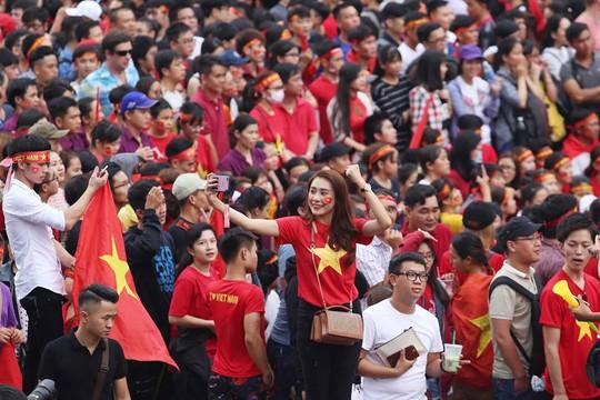 U23 Việt Nam - Uzbekistan 1-2: Thua ở phút cuối cùng - Ảnh 17.