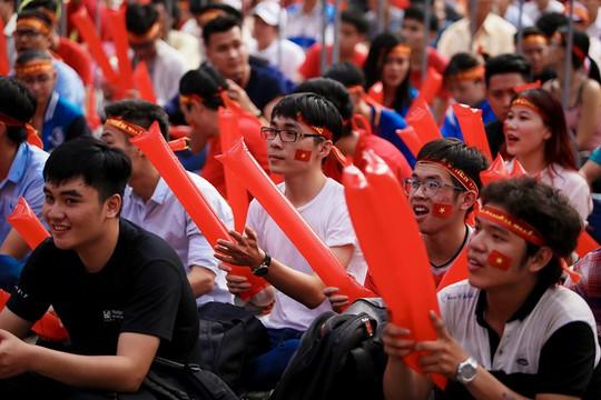Các hãng công nghệ tiếp sức U23 Việt Nam - Ảnh 1.