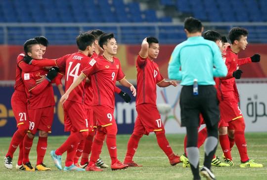 U23 Việt Nam nhận cú đúp danh hiệu tại VCK U23 châu Á - Ảnh 1.