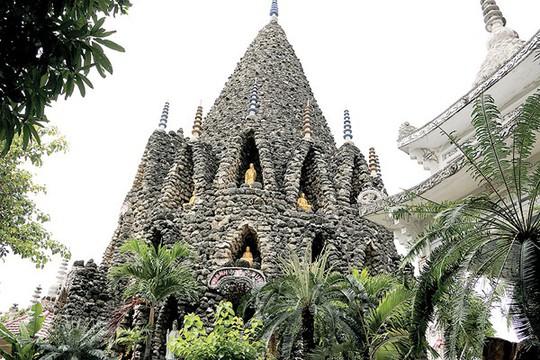 Kỳ thú tháp vỏ ốc cao nhất Việt Nam - Ảnh 1.