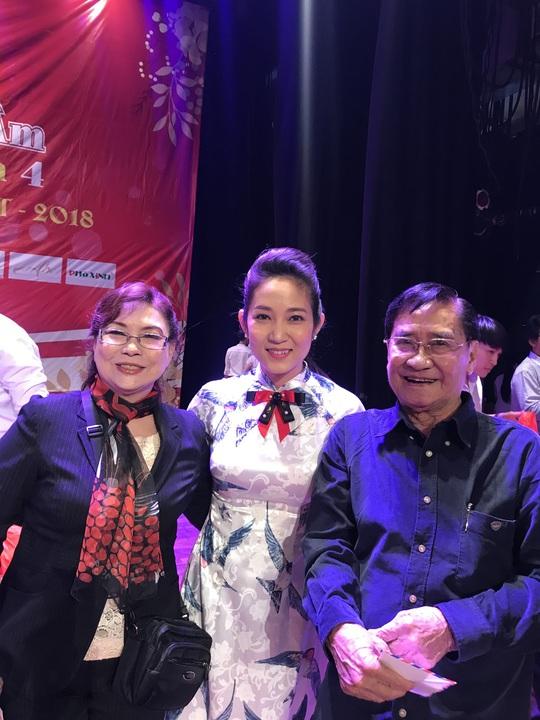 NSND Kim Cương dốc hết sức cho chương trình Nghệ sĩ tri âm - Ảnh 5.