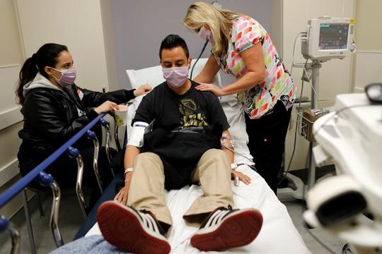 Dịch cúm bao trùm lục địa Mỹ - Ảnh 1.