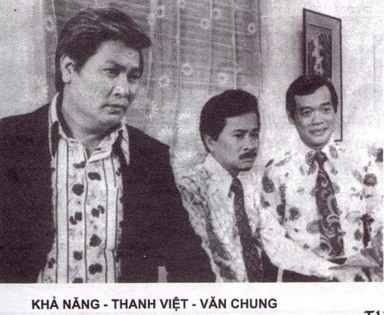Nghe si hai ngoai nghen ngao tien biet danh hai Van Chung