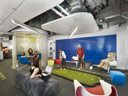 Khám phá khu phức hợp văn phòng của Google - Ảnh 1.
