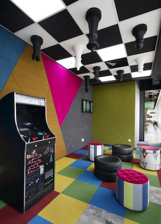 Khám phá khu phức hợp văn phòng của Google - Ảnh 2.