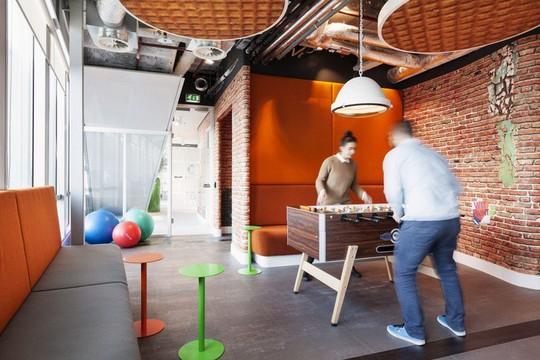 Khám phá khu phức hợp văn phòng của Google - Ảnh 3.