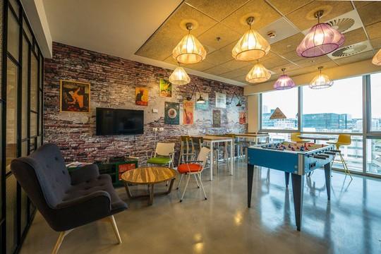 Khám phá khu phức hợp văn phòng của Google - Ảnh 8.