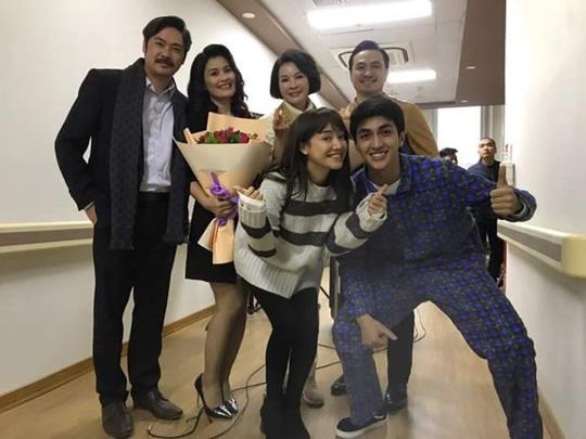 Nhã Phương quay cảnh cuối của phim mới ở Hà Nội - Ảnh 1.