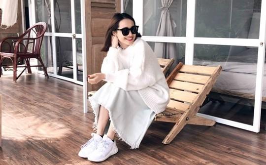 Nhã Phương quay cảnh cuối của phim mới ở Hà Nội - Ảnh 2.