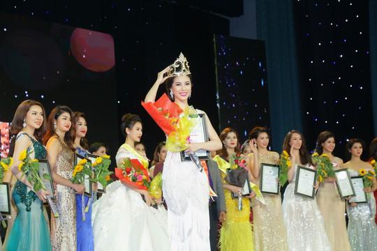 Người đẹp Mỹ Duyên đăng quang Nữ hoàng trang sức - Ảnh 9.