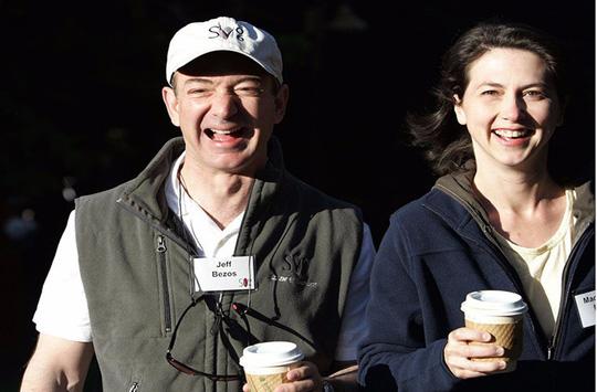 Bí quyết hạnh phúc của cặp vợ chồng giàu nhất thế giới - Ảnh 10.
