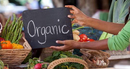 Thực phẩm organic nở rộ ở thị trường nhà giàu - Ảnh 1.