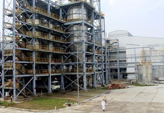 Nhịp sống trở lại trên nhà máy nhiên liệu sinh học 1.900 tỉ