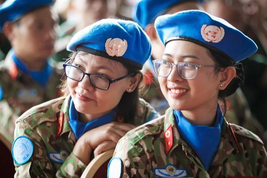 Những bóng hồng quân y Việt Nam sang châu Phi gìn giữ hòa bình - Ảnh 6.