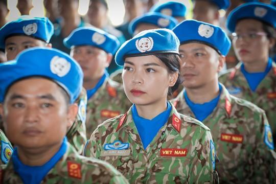 Những bóng hồng quân y Việt Nam sang châu Phi gìn giữ hòa bình - Ảnh 5.