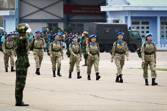Những bóng hồng quân y Việt Nam sang châu Phi gìn giữ hòa bình - Ảnh 9.