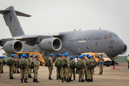 Những bóng hồng quân y Việt Nam sang châu Phi gìn giữ hòa bình - Ảnh 15.