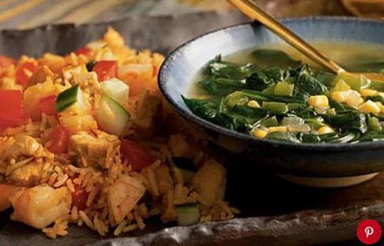 Chết thèm với những đĩa cơm chiên ngon nhất châu Á - Ảnh 14.