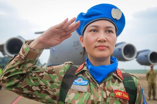 Những bóng hồng quân y Việt Nam sang châu Phi gìn giữ hòa bình - Ảnh 7.