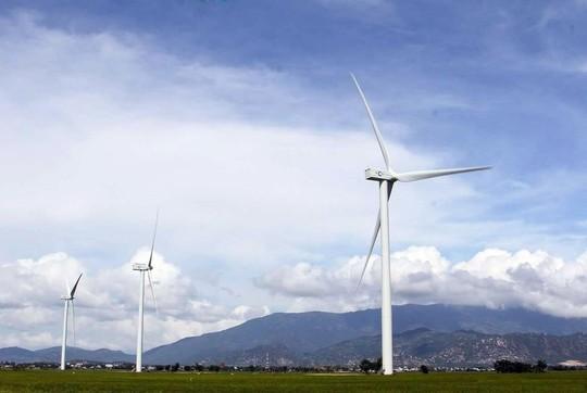 Ninh Thuận sắp thành trung tâm năng lượng sạch - Ảnh 1.