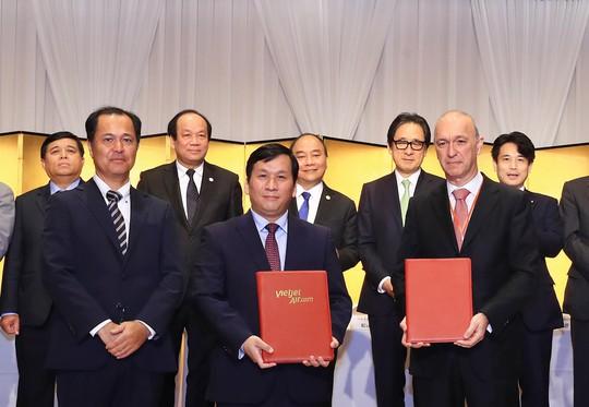 Vietjet ký thoả thuận tài trợ vốn phát triển đội máy bay hơn 1,2 tỉ USD - Ảnh 1.