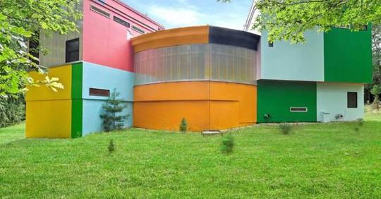 Ngôi nhà được thiết kế để người ở trẻ lâu - Ảnh 1.