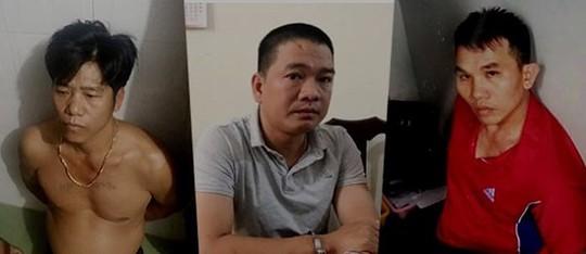 Bắt được các đối tượng cướp vàng táo tợn ở Phú Yên - Ảnh 1.