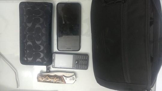 Công an TP HCM truy tìm kẻ cướp giật bị trúng đạn ở đùi - Ảnh 4.