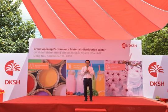 DKSH khánh thành trung tâm phân phối mới tại Việt Nam - Ảnh 2.