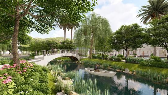 Khởi công dự án Royal Streamy Villas - Ảnh 4.