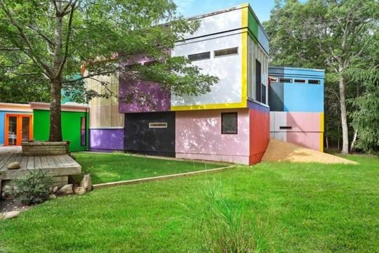 Ngôi nhà được thiết kế để người ở trẻ lâu - Ảnh 2.