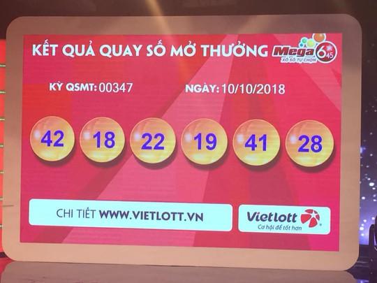 Vé số Vietlott ở Quảng Ninh trúng 66,62 tỉ đồng sau gần 2 tháng im ắng - Ảnh 1.