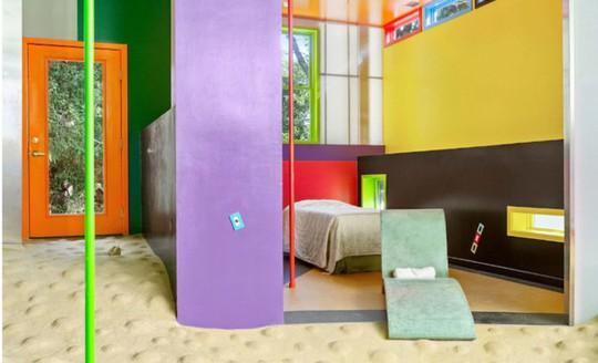 Ngôi nhà được thiết kế để người ở trẻ lâu - Ảnh 7.