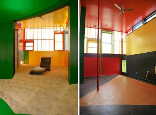Ngôi nhà được thiết kế để người ở trẻ lâu - Ảnh 8.