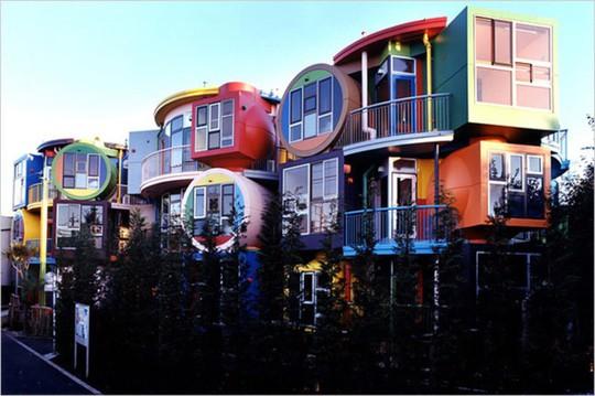 Ngôi nhà được thiết kế để người ở trẻ lâu - Ảnh 9.