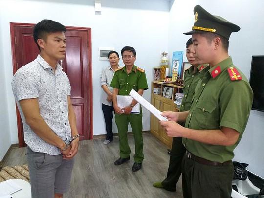 Bắt đối tượng đưa người đi Đài Loan trái phép - Ảnh 1.