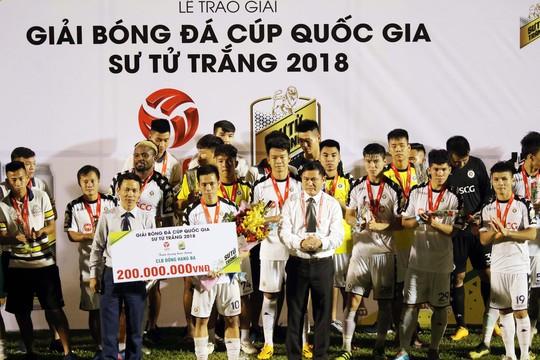 B.Bình Dương phá hỏng tham vọng giành Cúp Quốc gia của Hà Nội FC - ảnh 3